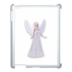 Beautiful Fairy Nymph Faerie Fairytale Apple Ipad 3/4 Case (white)