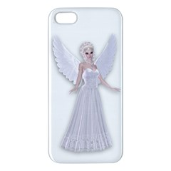 Beautiful Fairy Nymph Faerie Fairytale Iphone 5 Premium Hardshell Case by goldenjackal
