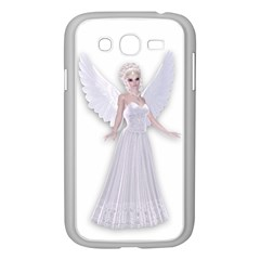 Beautiful Fairy Nymph Faerie Fairytale Samsung Galaxy Grand Duos I9082 Case (white)