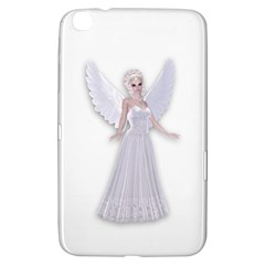 Beautiful Fairy Nymph Faerie Fairytale Samsung Galaxy Tab 3 (8 ) T3100 Hardshell Case  by goldenjackal