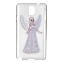 Beautiful Fairy Nymph Faerie Fairytale Samsung Galaxy Note 3 N9005 Hardshell Case by goldenjackal