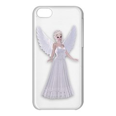 Beautiful Fairy Nymph Faerie Fairytale Apple Iphone 5c Hardshell Case by goldenjackal