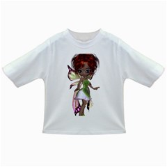 Fairy Magic Faerie In A Dress Baby T Shirt