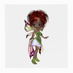 Fairy Magic Faerie In A Dress Glasses Cloth (medium) by goldenjackal
