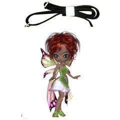 Fairy Magic Faerie In A Dress Shoulder Sling Bag