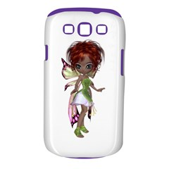 Fairy Magic Faerie In A Dress Samsung Galaxy S Iii Classic Hardshell Case (pc+silicone) by goldenjackal