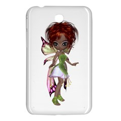 Fairy Magic Faerie In A Dress Samsung Galaxy Tab 3 (7 ) P3200 Hardshell Case