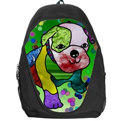 Pug Backpack Bag by Siebenhuehner