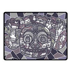Barong Fleece Blanket (small) by Contest1821262