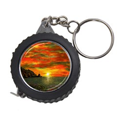 Alyssa s Sunset By Ave Hurley Artrevu   Measuring Tape by ArtRave2