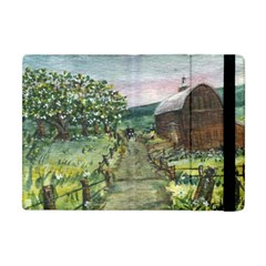 amish Apple Blossoms  By Ave Hurley Of Artrevu   Apple Ipad Mini Flip Case by ArtRave2