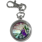 Jesus Overlooking Jerusalem - Ave Hurley - ArtRave - Key Chain & Watch Front