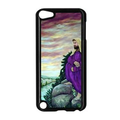 Jesus Overlooking Jerusalem   Ave Hurley   Artrave   Apple Ipod Touch 5 Case (black) by ArtRave2