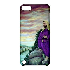 Jesus Overlooking Jerusalem   Ave Hurley   Artrave   Apple Ipod Touch 5 Hardshell Case With Stand