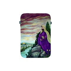 Jesus Overlooking Jerusalem - Ave Hurley - Artrave - Apple Ipad Mini Protective Sleeve by ArtRave2
