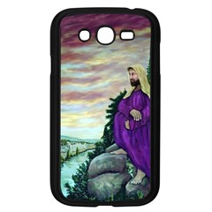 Jesus Overlooking Jerusalem   Ave Hurley   Artrave   Samsung Galaxy Grand Duos I9082 Case (black)