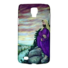 Jesus Overlooking Jerusalem   Ave Hurley   Artrave   Samsung Galaxy S4 Active (i9295) Hardshell Case by ArtRave2