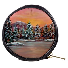 jane s Winter Sunset   By Ave Hurley Of Artrevu   Mini Makeup Bag by ArtRave2