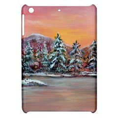 jane s Winter Sunset   By Ave Hurley Of Artrevu   Apple Ipad Mini Hardshell Case by ArtRave2