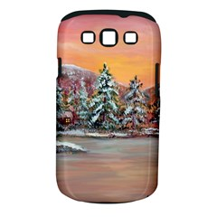 jane s Winter Sunset   By Ave Hurley Of Artrevu   Samsung Galaxy S Iii Classic Hardshell Case (pc+silicone) by ArtRave2