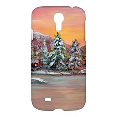 jane s Winter Sunset   By Ave Hurley Of Artrevu   Samsung Galaxy S4 I9500/i9505 Hardshell Case by ArtRave2