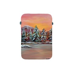 jane s Winter Sunset   By Ave Hurley Of Artrevu   Apple Ipad Mini Protective Soft Case by ArtRave2