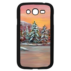 jane s Winter Sunset   By Ave Hurley Of Artrevu   Samsung Galaxy Grand Duos I9082 Case (black) by ArtRave2
