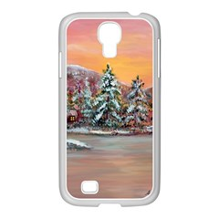 jane s Winter Sunset   By Ave Hurley Of Artrevu   Samsung Galaxy S4 I9500/ I9505 Case (white) by ArtRave2