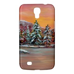 jane s Winter Sunset   By Ave Hurley Of Artrevu   Samsung Galaxy Mega 6 3  I9200 Hardshell Case by ArtRave2
