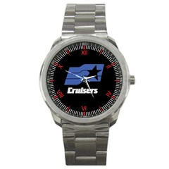 Cruisers Sport Metal Watch