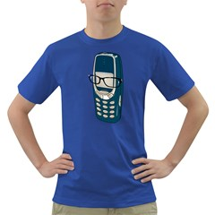 Smart Phone Mens' T Shirt (colored)