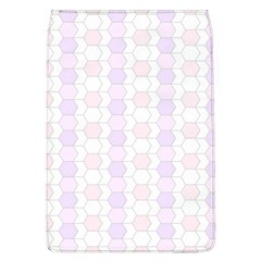 Allover Graphic Soft Pink Removable Flap Cover (large)
