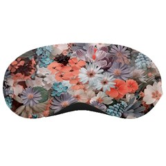 Spring Flowers Sleeping Mask
