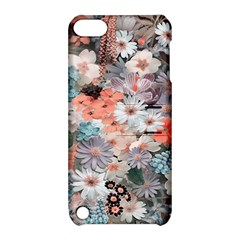 Spring Flowers Apple Ipod Touch 5 Hardshell Case With Stand by ImpressiveMoments