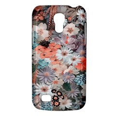 Spring Flowers Samsung Galaxy S4 Mini (gt I9190) Hardshell Case  by ImpressiveMoments
