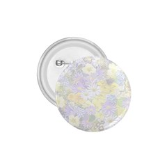Spring Flowers Soft 1 75  Button