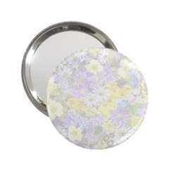 Spring Flowers Soft Handbag Mirror (2 25 ) by ImpressiveMoments