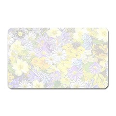 Spring Flowers Soft Magnet (rectangular) by ImpressiveMoments