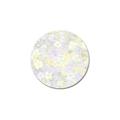 Spring Flowers Soft Golf Ball Marker by ImpressiveMoments