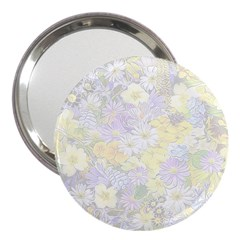 Spring Flowers Soft 3  Handbag Mirror by ImpressiveMoments