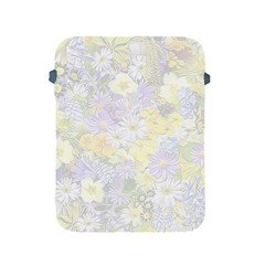 Spring Flowers Soft Apple Ipad Protective Sleeve by ImpressiveMoments