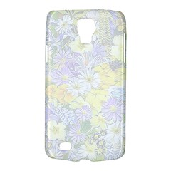 Spring Flowers Soft Samsung Galaxy S4 Active (i9295) Hardshell Case by ImpressiveMoments