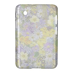 Spring Flowers Soft Samsung Galaxy Tab 2 (7 ) P3100 Hardshell Case  by ImpressiveMoments