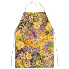 Spring Flowers Effect Apron