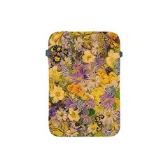 Spring Flowers Effect Apple Ipad Mini Protective Sleeve