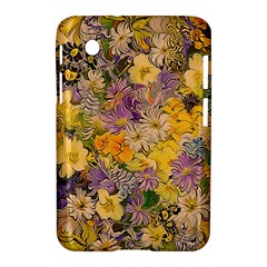 Spring Flowers Effect Samsung Galaxy Tab 2 (7 ) P3100 Hardshell Case  by ImpressiveMoments