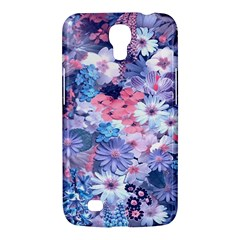 Spring Flowers Blue Samsung Galaxy Mega 6 3  I9200 by ImpressiveMoments