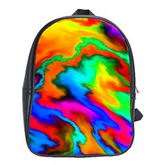 Crazy Effects  School Bag (large) by ImpressiveMoments