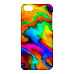 Crazy Effects  Apple Iphone 5c Hardshell Case by ImpressiveMoments