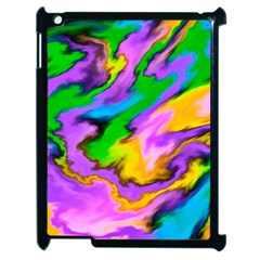 Crazy Effects  Apple Ipad 2 Case (black) by ImpressiveMoments